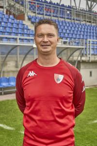 Daniel Baj - kierownik drużyny